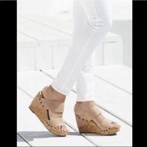 Sole Society 'Emilia' Wedge Sandal